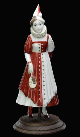 Pierrot (red)