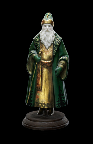 Father Frost (green)