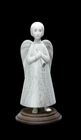 Angel a dream (white)