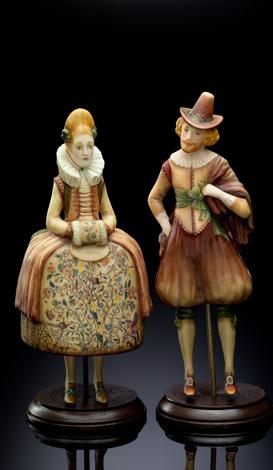 Dutches pair (beige)