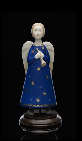 Angel Asterisk (dark blue)